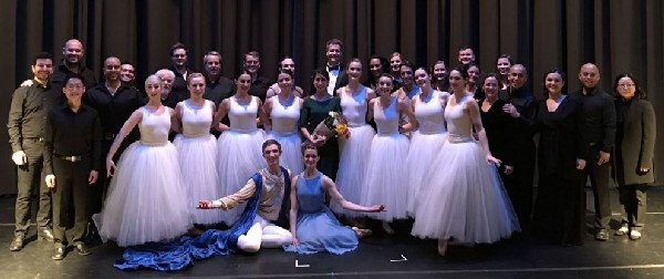 Bellevue City Opera Ballet Messiah